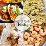 Menu Plan Monday #290