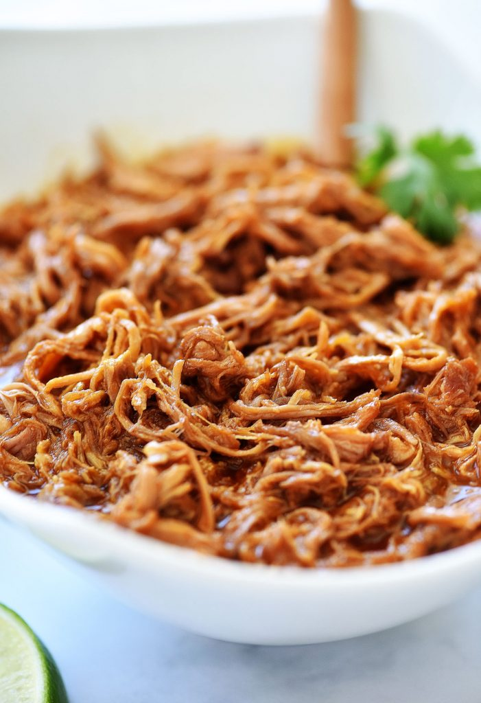 Crock Pot Sweet Pork