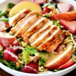 The Best Strawberry Chicken Salad