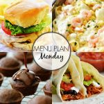 Menu Plan Monday #292