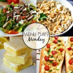 Menu Plan Monday #297
