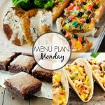 Menu Plan Monday #298