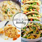 Menu Plan Monday #302
