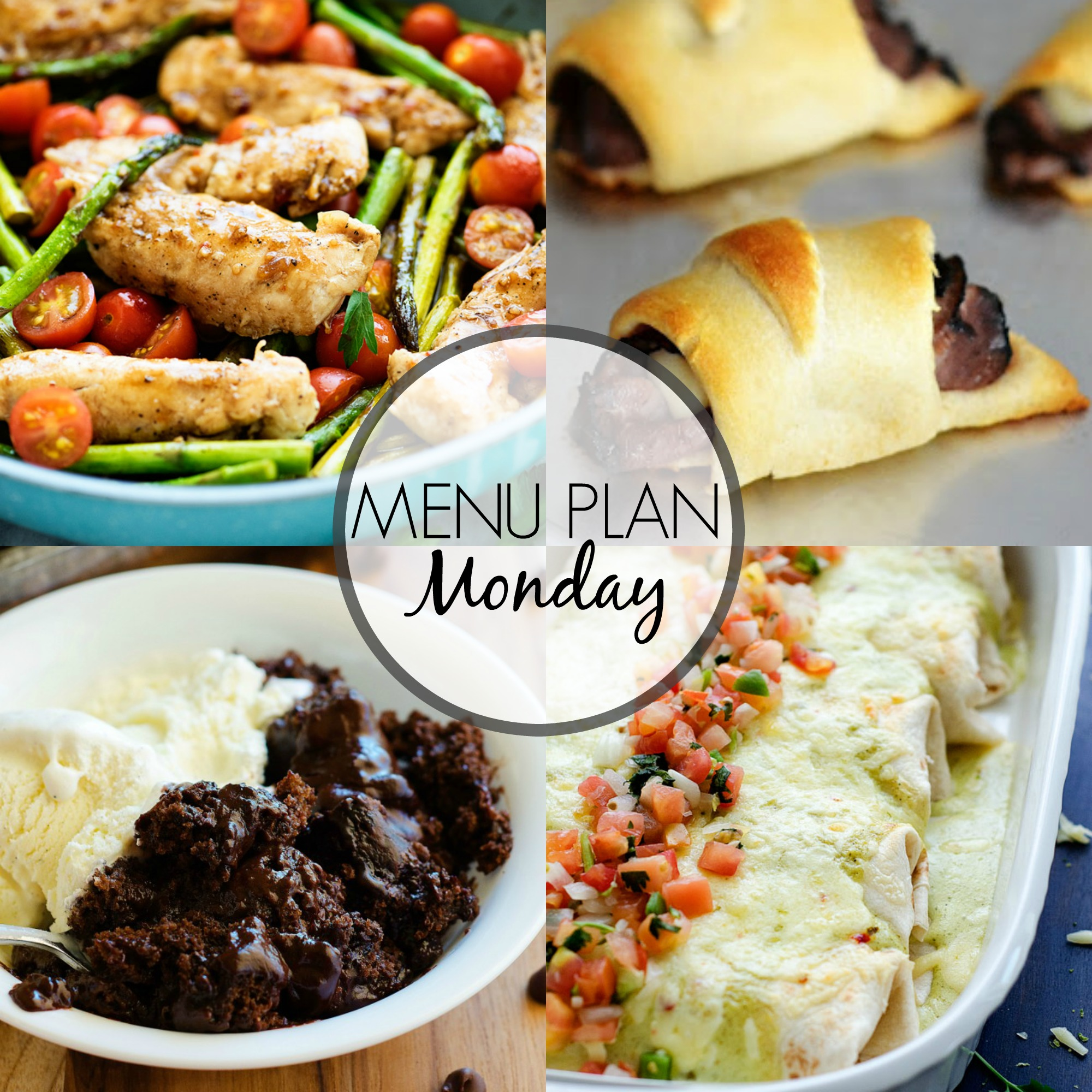 Menu Plan Monday #300