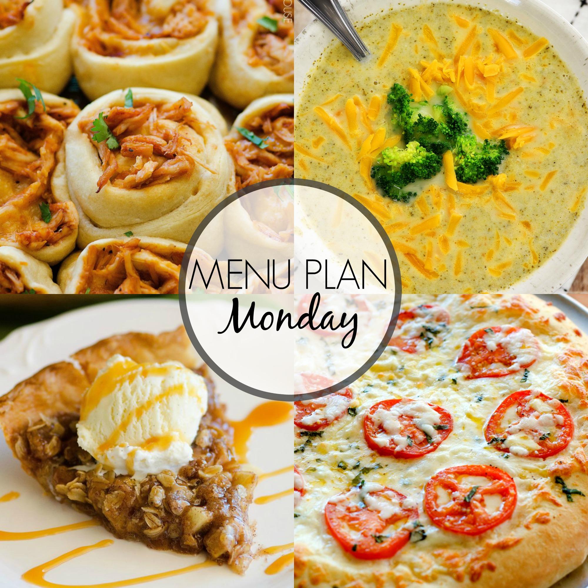 Menu Plan Monday #306
