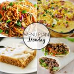 Menu Plan Monday #308