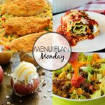 Menu Plan Monday #309