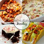 Menu Plan Monday #311