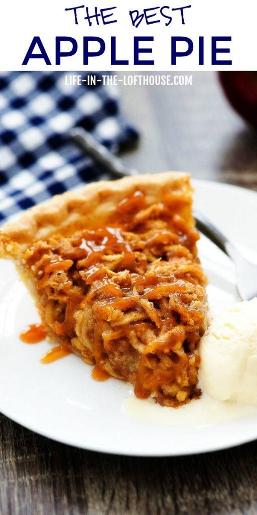 Shredded Apple Pie