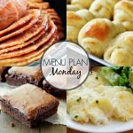 Menu Plan Monday #313