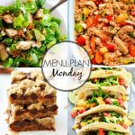 Menu Plan Monday #319