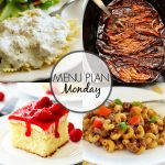 Menu Plan Monday #321