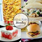 Menu Plan Monday #316