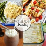 Menu Plan Monday #317
