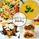 Menu Plan Monday #323