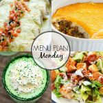 Menu Plan Monday #325
