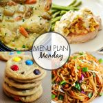 Menu Plan Monday #326