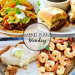 Menu Plan Monday #329