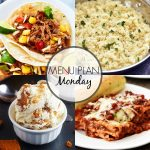 Menu Plan Monday #328