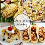 Menu Plan Monday #330