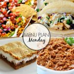 Menu Plan Monday #331