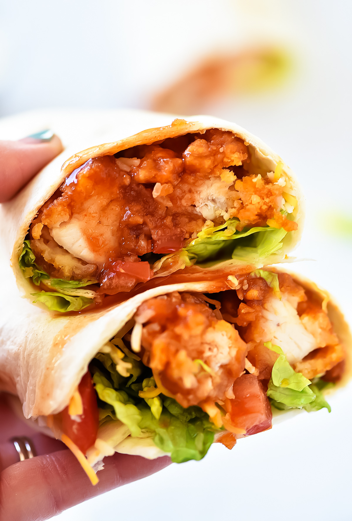 Sticky Finger Wraps