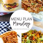 Menu Plan Monday #339
