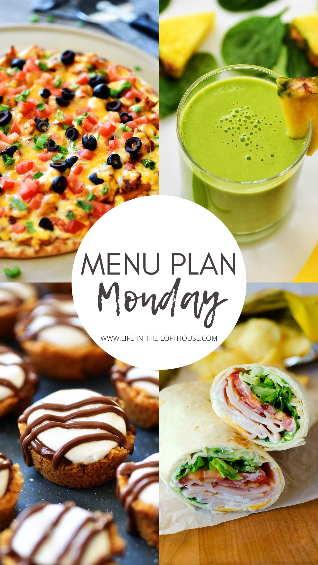 Menu Plan Monday is a weekly menu with delicious dinner recipes. Life-in-the-Lofthouse.com