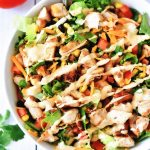 Tex-Mex Chicken Chopped Salad