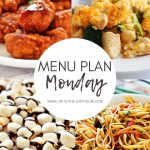 Menu Plan Monday #343