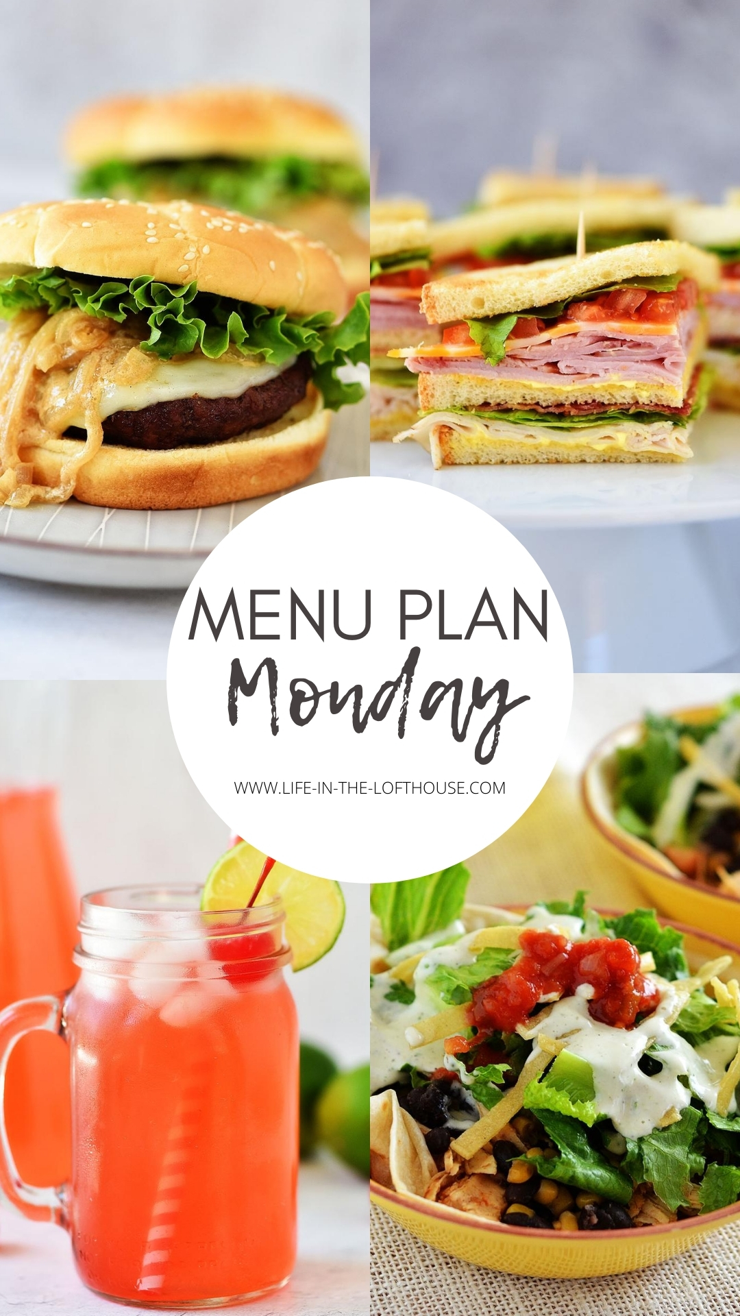 Menu Plan Monday is a list of delicious dinner recipes. Life-in-the-Lofthouse.com