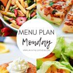 Menu Plan Monday #346