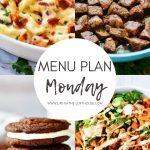 Menu Plan Monday #347