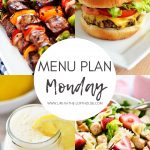 Menu Plan Monday #348