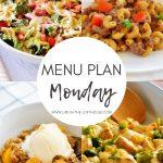Menu Plan Monday #349