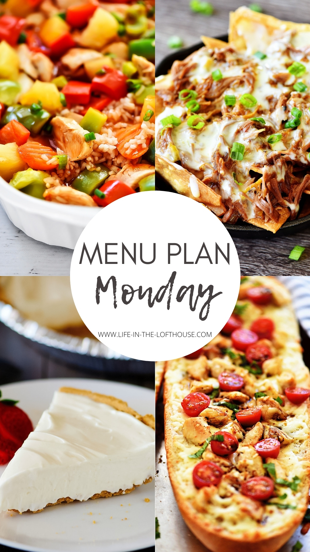 Menu Plan Monday is three steps to getting dinner on the table for your family during the week.