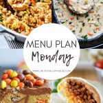 Menu Plan Monday #354