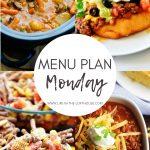 Menu Plan Monday #355
