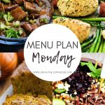 Menu Plan Monday #358