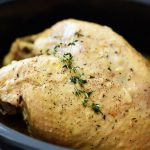 Crock Pot Turkey and Gravy