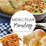 Menu Plan Monday #359