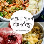 Menu Plan Monday #362