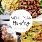 Menu Plan Monday #364