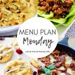 Menu Plan Monday #365