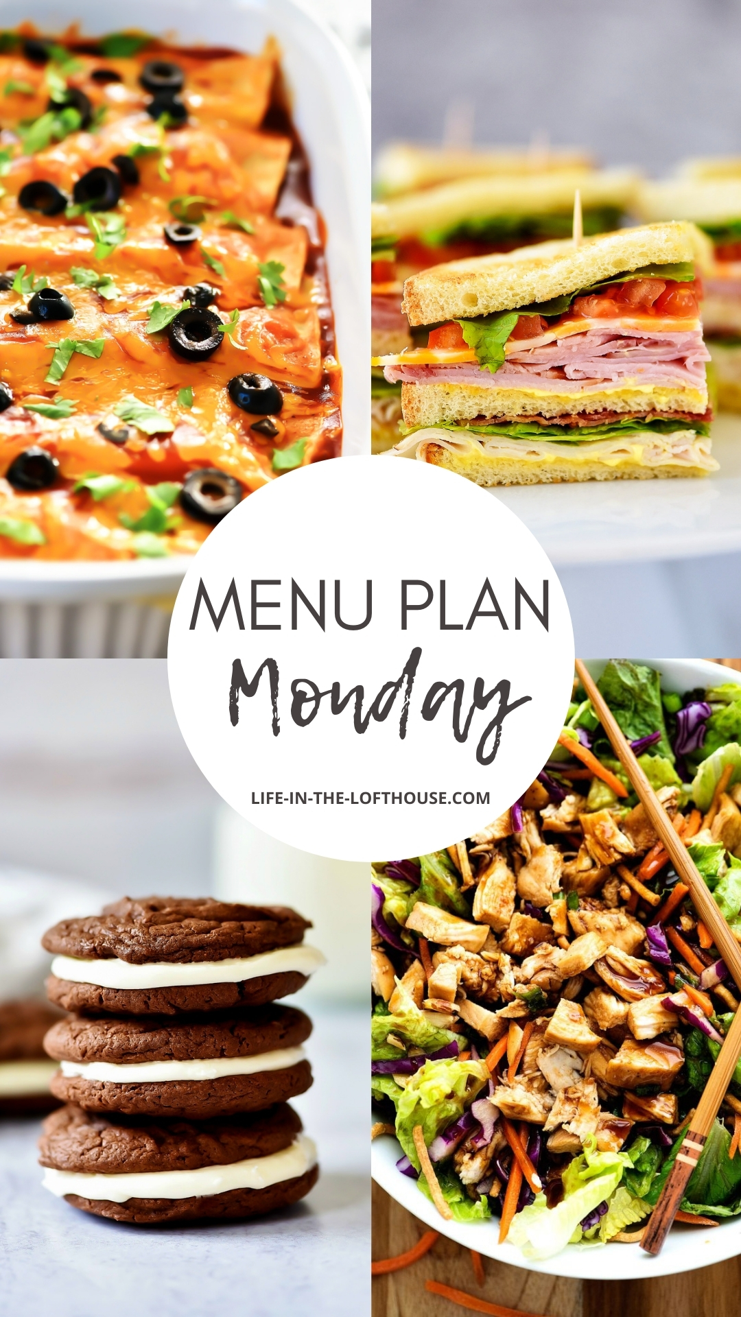 Menu Plan Monday is a weekly menu with delicious dinner recipes. All of the recipes are easy to follow and great for busy weeknights.