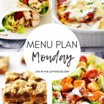 Menu Plan Monday #367