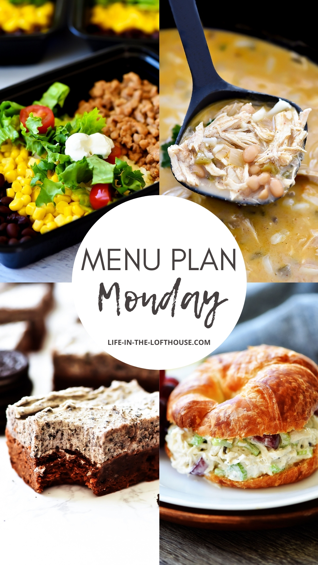 Menu Plan Monday is an easy guide to help you plan your dinners for the week. Each menu includes six dinner recipes and one dessert.