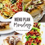 Menu Plan Monday #372