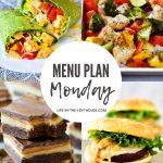 Menu Plan Monday #374