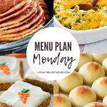 Menu Plan Monday #377
